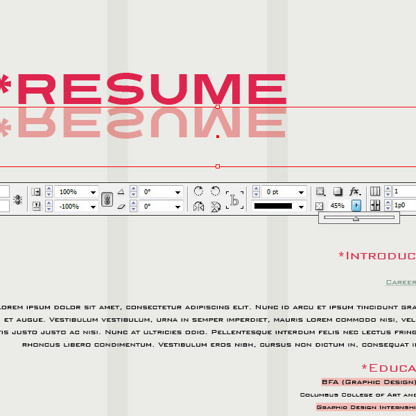 using indesign to create a designer resume  u2013 over millions vectors  stock photos  hd pictures