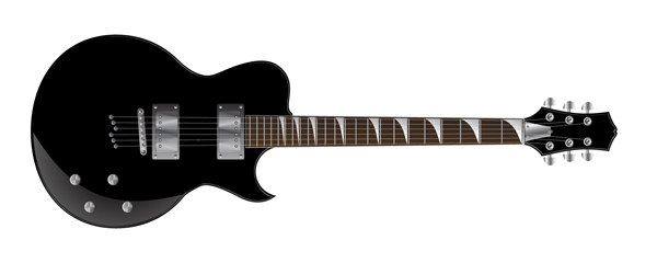 how to create a lustrous electric guitar. Black Bedroom Furniture Sets. Home Design Ideas
