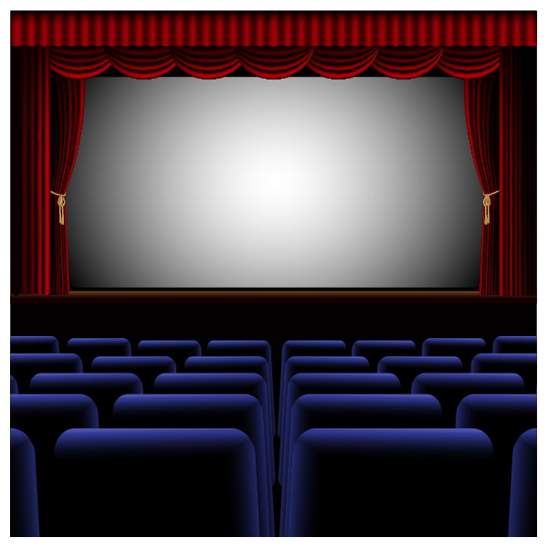 Link toCreate an elegant theater interior with illustrator