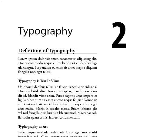 homework template pdf