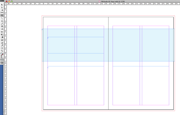How To Make An A5 Print Ready Leaflet Indesign Cs5