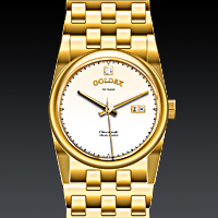 Preview for How to Create a Luxurious Gold Watch in Adobe Illustrator