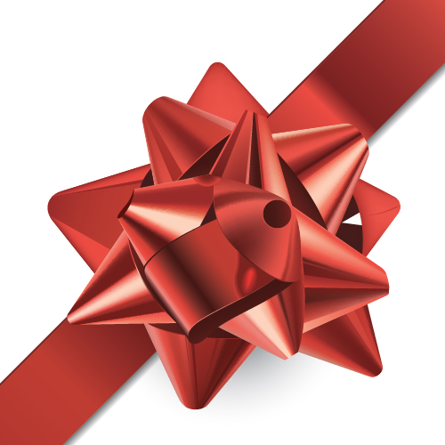 How to create a fancy gift bow using adobe illustrator in this tutorial you will learn how to create a realistic image of a gift bow using the mesh tool with many uses including greeting cards designs and even negle Image collections