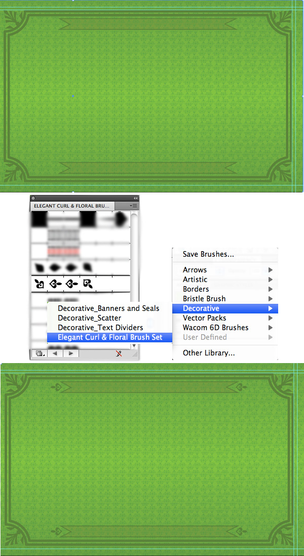 Make An Anti Counterfeit Ticket With Blend Modes And A Uv