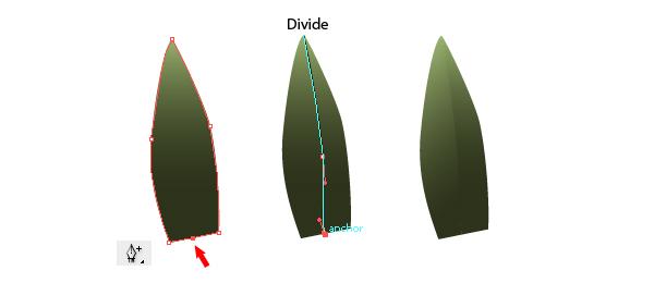 Dividing Leaves
