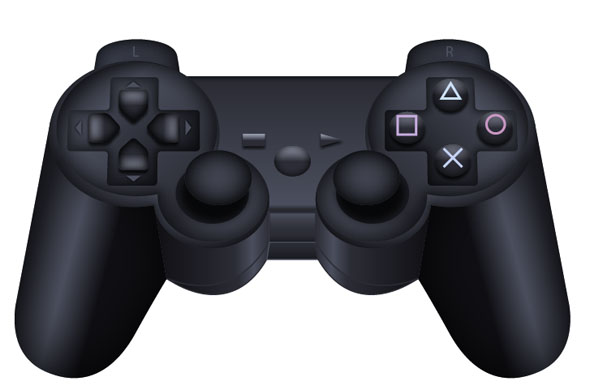 How to design a realistic gamepad