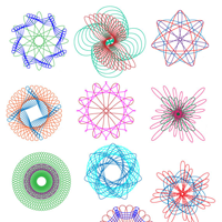 Preview for How to Create Vector Spirograph Designs