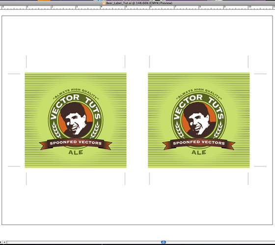 Design a Print-Ready Beer Label in Adobe Illustrator