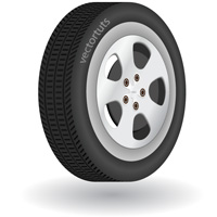 Preview for How to Make a Detailed 3D Vector Tire in Illustrator