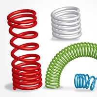 Preview for How to Create Funky 3D Springs in Illustrator