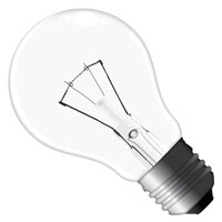 Preview for How to Draw A Realistic Vector Light Bulb From Scratch