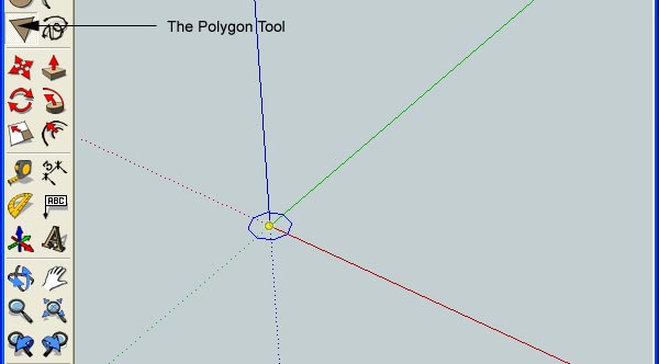 how to turn off hollowness on google sketchup
