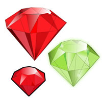 Preview for How to Create 3D Gemstones Using Adobe Illustrator and Google Sketchup