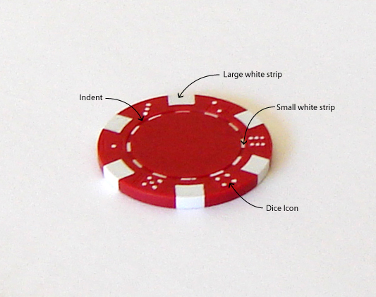 how to make poker chips at home
