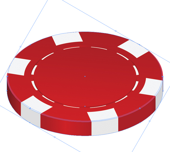 how to create a stack of poker chips rh design tutsplus com poker chip vector design poker chip vector png