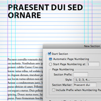 Preview for Quick Tip: Mastering Running Titles in InDesign