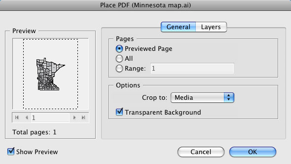 how to change images in indesign