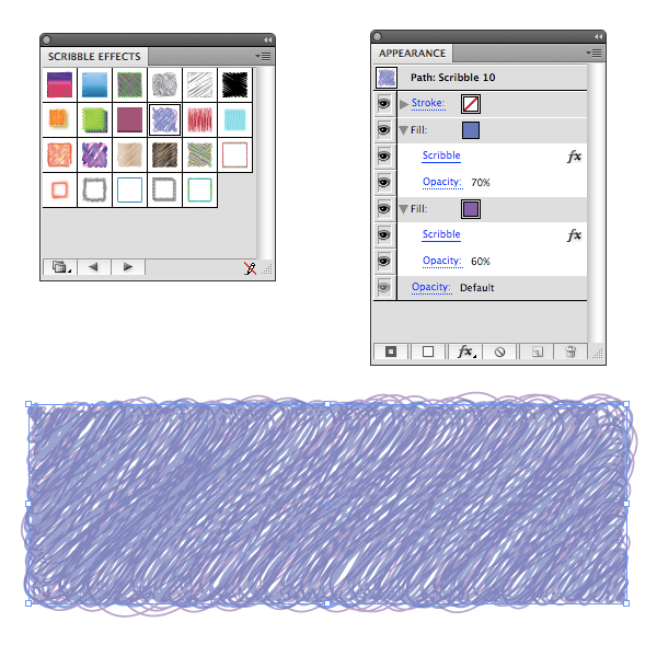 How to Use Scribble Effects in Illustrator