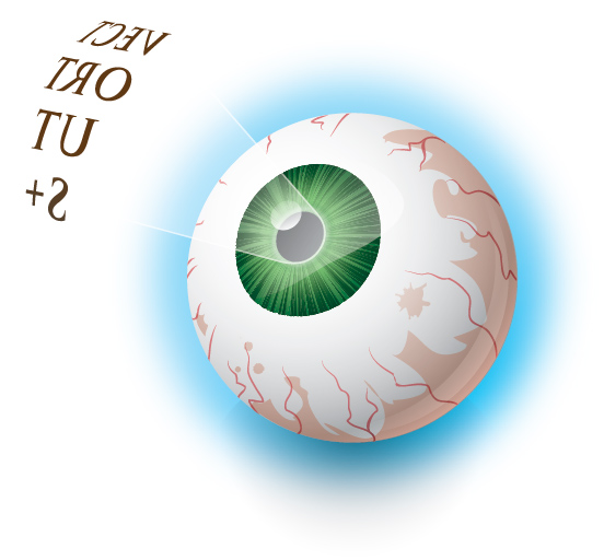 Make An Eye Popping Vector Eyeball