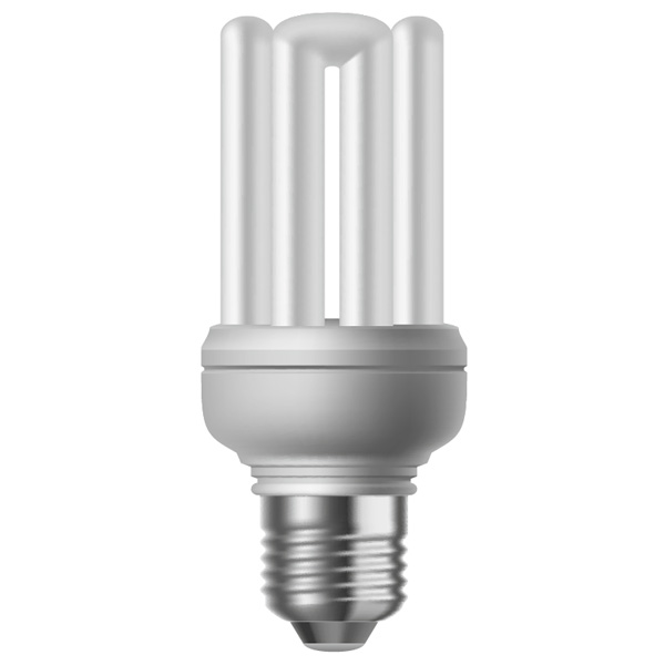 How To Create An Energy Saving Bulb In Illustrator
