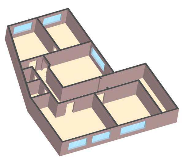 How to create a 3d floorplan in illustrator 3d house plan creator