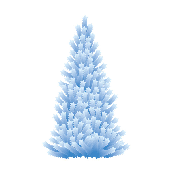 Christmas Tree Pictures To Draw