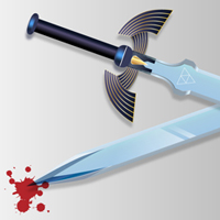 Preview for How to Make Super-Sharp, Vector Swords