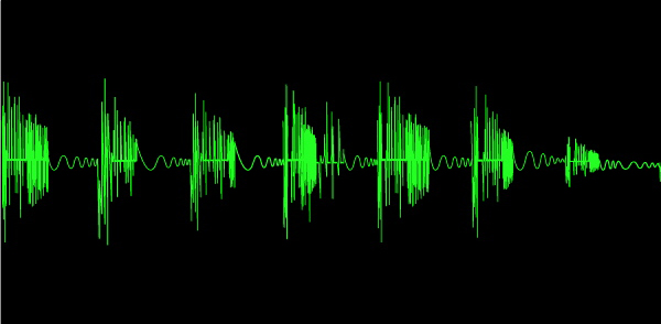 Create Audio Waveforms with the Scribble Effect