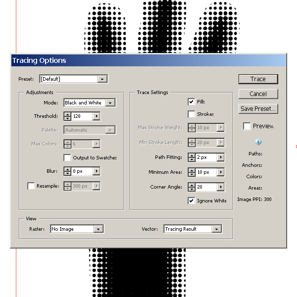 how to create a dotted line in illustrator