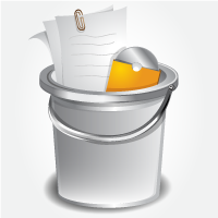 Preview for How to Create a Shiny Bucket Icon