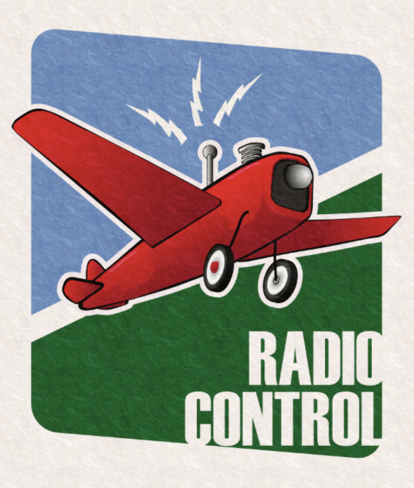 Link toHow to make a retro rc airplane poster
