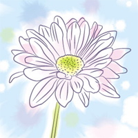 Preview for Create a Watercolor Vector Flower Illustration