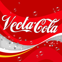 Preview for Working with 3D Objects and Transparencies to Make a Vector Cola Bottle Design