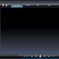 Preview for How to Design a Media Player with Vector Tools