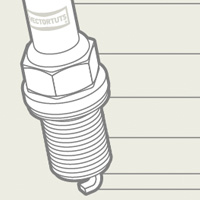 Preview for Rendering a 2D Spark Plug Diagram from 3D Components in Illustrator