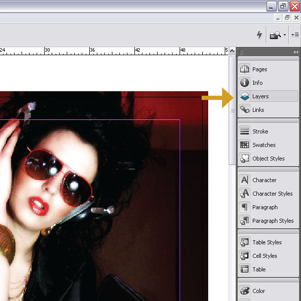 how to set up a magazine in indesign
