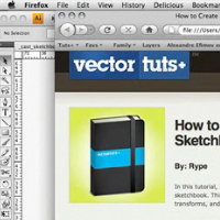 Preview for  How to Create a Vector Sketchbook - Screencast