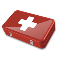 Preview for How to Create a Stylized First Aid Icon - Screencast