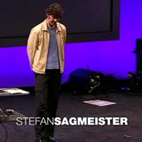 Lecture sagmeister