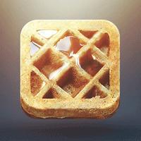 New waffle