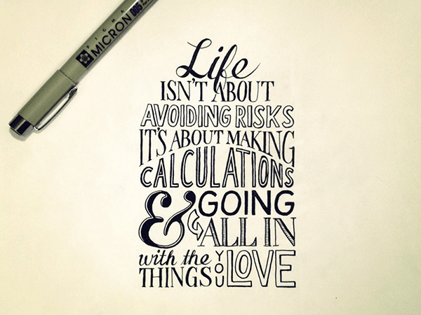 Weekend Presentation: So You Want to Learn Hand Lettering?