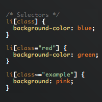 Preview for Quick Tip: Make the Most of CSS Attribute Selectors