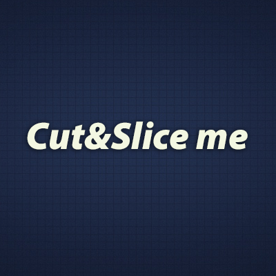 "Preview for Retina-Friendly Photoshop Slicing With ""Cut&Slice Me"""