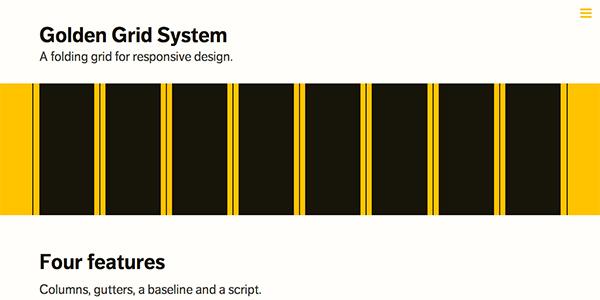 Choosing A Grid System