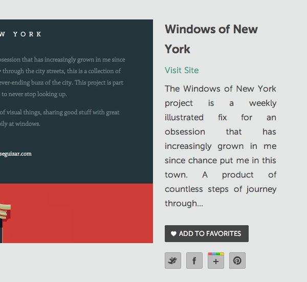 Justified text is always questionable; it can have an adverse effect on the readability of the content www.awwwards.com