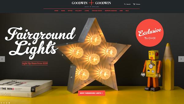 Goodwin + Goodwin