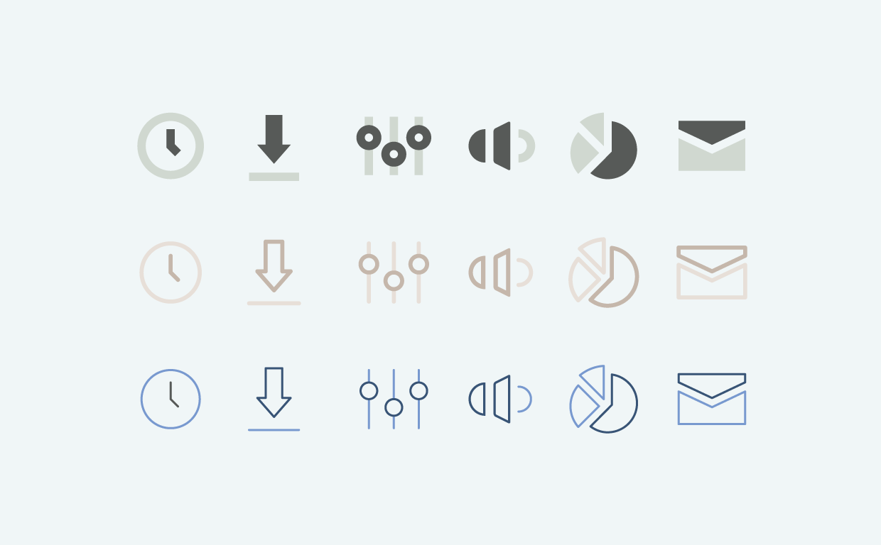 Manipulating SVG Icons With Simple CSS