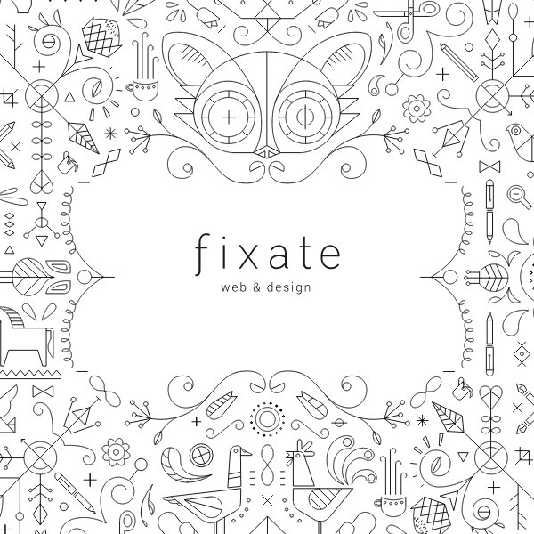 SVG decoration courtesy of fixate.it