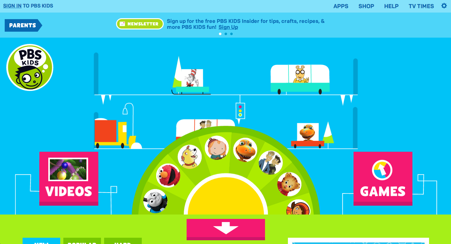How to design a website for kids - How To Design A Website For Kids 50