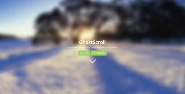 GhostScroll